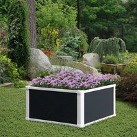 Garden Raised Bed Planter Grow Containers Flower Vegetable P