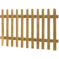 Pale Fence Panel - 3