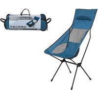 Image of Summit High Back Chair - Indigo