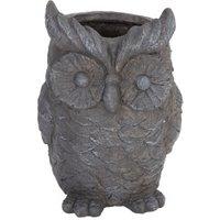 Owl Planter Stone