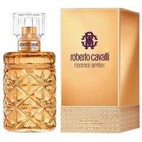 Roberto Cavalli Florence Amber Eau de Parfum Womens Perfume Spray - Gold