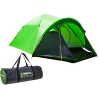 Summit Pinnacle Three Person Dome Tent - Green
