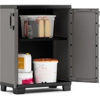 Up Low Cabinet - Grey