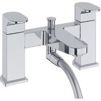 Methven Amio Deck Mounted Bath Shower Mixer Tap