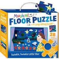 Twinkle Twinkle Musical Floor Puzzle