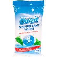 Duzzit Disinfectant Wipes
