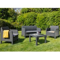 Matilde Conversation Patio Furniture Set