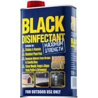 Outdoor Black Disinfectant 1L