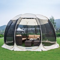 Instant Pop Up Screen House - 15ft