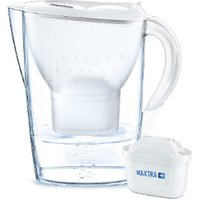BRITA M+ Marella Water Filter Jug - White