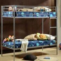 Single Metal Bunk Bed