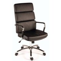 Deco Executive Chair - Brown / 52cm