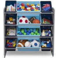Kids Toy Storage Organizer - Blue