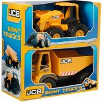 Image of JCB Giant Trucks Twin Pack