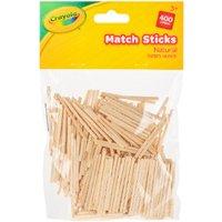 'Crayola Natural Match Sticks