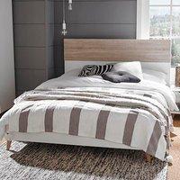 Stockholm Scandinavian Bed - Double