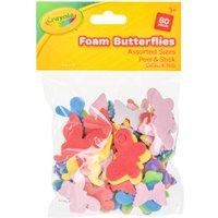 'Crayola Foam Butterflies