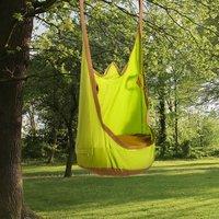 Hanging Pod Swing Seat  - Green