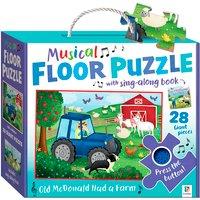 Old McDonald Musical Floor Puzzle