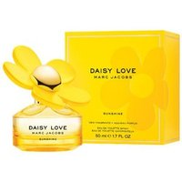 Marc Jacobs Daisy Love Sunshine Eau de Toilette Womens Perfume Spray - Yellow