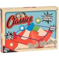 'Thumb Wrestling Game