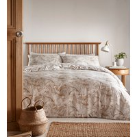 Opus Duvet Cover and Pillowcase Set - Natural / Single
