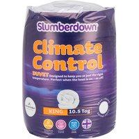Slumberdown 10.5 Tog Climate Control Duvet  - King size