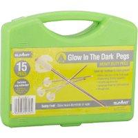 Summit Glow In The Dark Pegs Pack