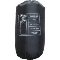 Active Sport Envelope Sleeping Bag Black