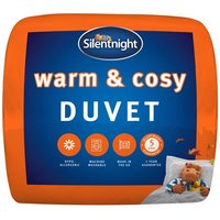 Silentnight Warm and Cosy 15 Tog Duvet - King size