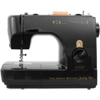 Great British Sewing Bee Black Sewing Machine - Black