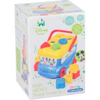 Disney Baby Mickey Mouse Shape Sorter Bus - Blue