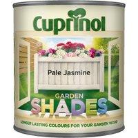 Cuprinol Garden Shades Paint - Pale Jasmine / 1l