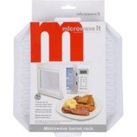 'Microwave It Bacon Crisper