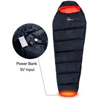 Active Sport Heated Sleeping Bag