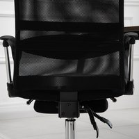 High Back Executive Mesh Office Chair - Black