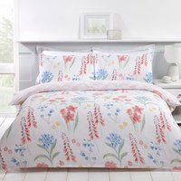 Spring Meadow Duvet and Pillow Case Set - Super King size