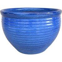 Regal Planter - Royal Blue / 27cm / 39cm