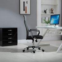 'Executive Office Chair - Black