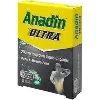 Anadin Ultra 8S