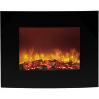 'Quattro Wall Hung Electric Fire