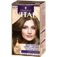 Vital Colors Hair Dye - Light Brown