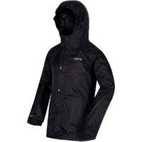 Regatta Pack It Jacket - Black / 7-8