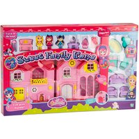 Sweet Family Home Dollhouse