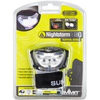 Summit Nightstorm 300 Headlight - Black