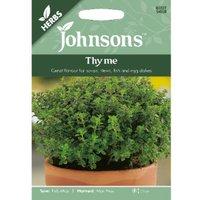 Johnsons Thyme Herbs