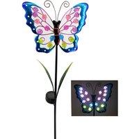Solar Butterfly Stake Light