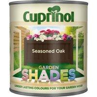 Cuprinol Garden Shades Paint - Seasoned Oak / 1l