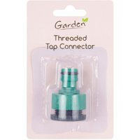 Garden Threaded Tap Connector