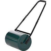 Outdoor Garden Lawn roller - Deep green